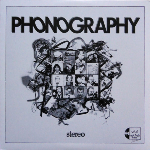 R. Stevie Moore - Phonography, Reissue 2010 Sundazed Music ‎– LP 5333.  Lo-Fi, Indie Rock