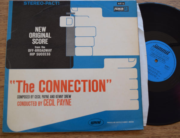 """The Connection or The Funky Junkie"", Jazz Soundtrack, Payne/Kenny Drew Orig. UK LP"