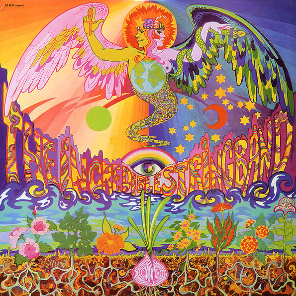The Incredible String Band ‎– The 5000 Spirits Or The Layers Of The Onion, 2003 Sundazed Music ‎– LP 5128