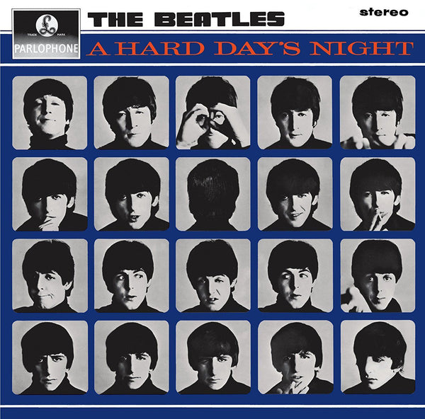 "The Beatles ‎""A Hard Day's Night"""
