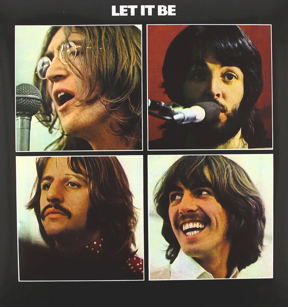 "The Beatles ""Let It Be"" Stereo Remastered - 180g Vinyl"