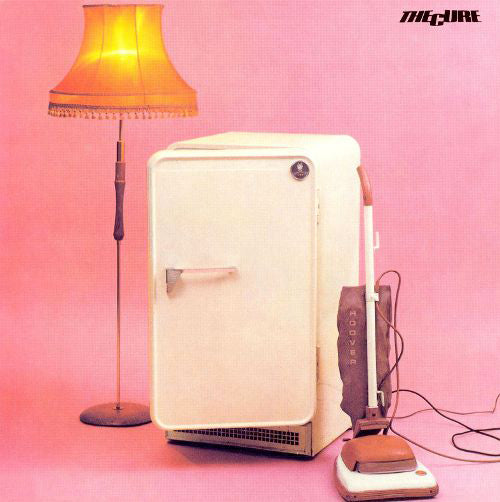 "The Cure - ""Three Imaginary Boys"", New 180g Vinyl + Download"