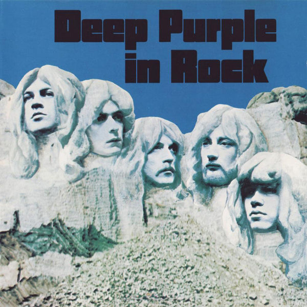 "Deep Purple  ""In Rock"" - 180g Vinyl"