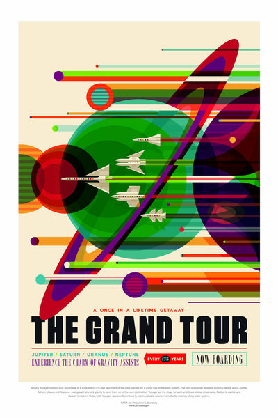 "NASA ""The Grand Tour"""