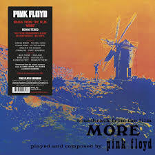 "Pink Floyd ""Music from the film More"" Remastered - 180g Vinyl"