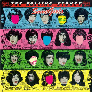 "The Rolling Stones ""Some Girls""  - Remastered New Vinyl"