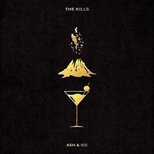 "The Kills ""Ash & Ice"",  2xLP Limited Edition Coloured Vinyl, 2 x Posters & Download"