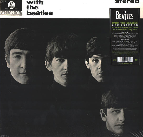 "The Beatles ""With The Beatles"" Stereo Remastered - 180g Vinyl"