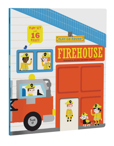 FIREHOUSE PLAY-GO-ROUND