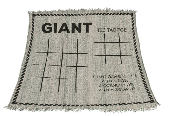 GIANT CHECKER GAME