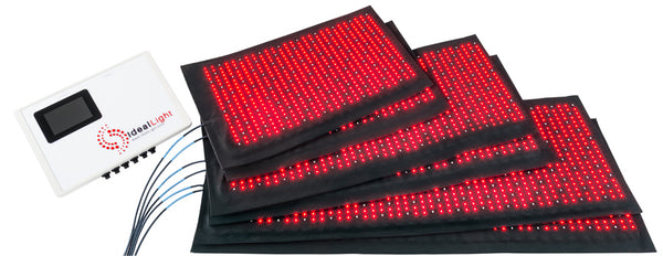 Ideal Light Pro 6 Red Light Therapy System