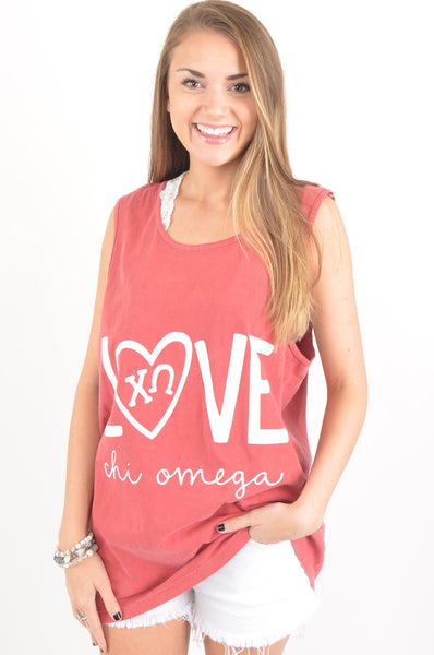 Greek Love Tank