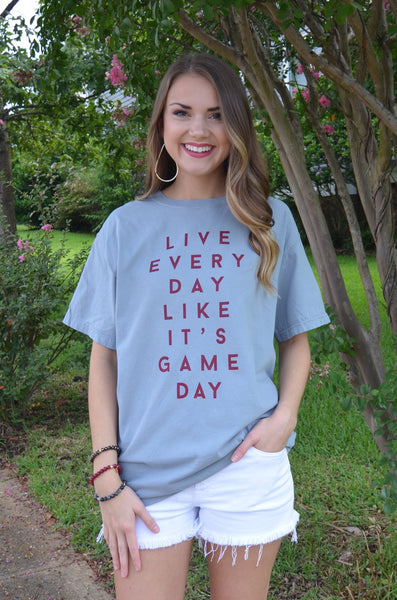 Live Like Gameday