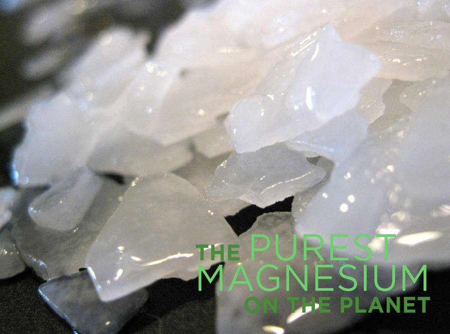 Pure Magnesium Chloride Crystals Refill Bags [Save up to $14]