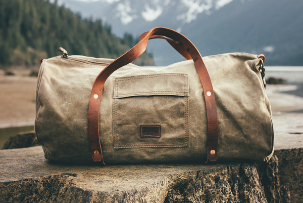 21 Timeless Canvas and Leather Duffle Bags for Home & Away
