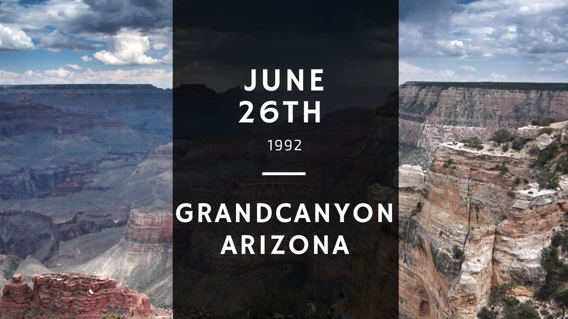 danny ray horning grand canyon