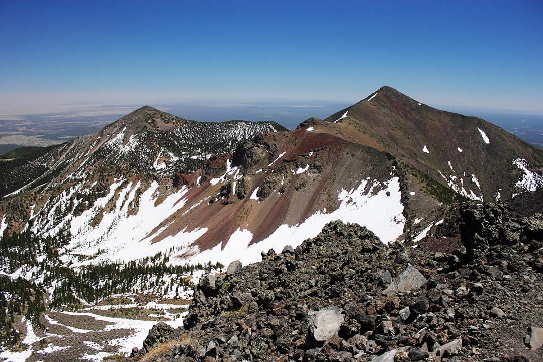 humphreys summit trail