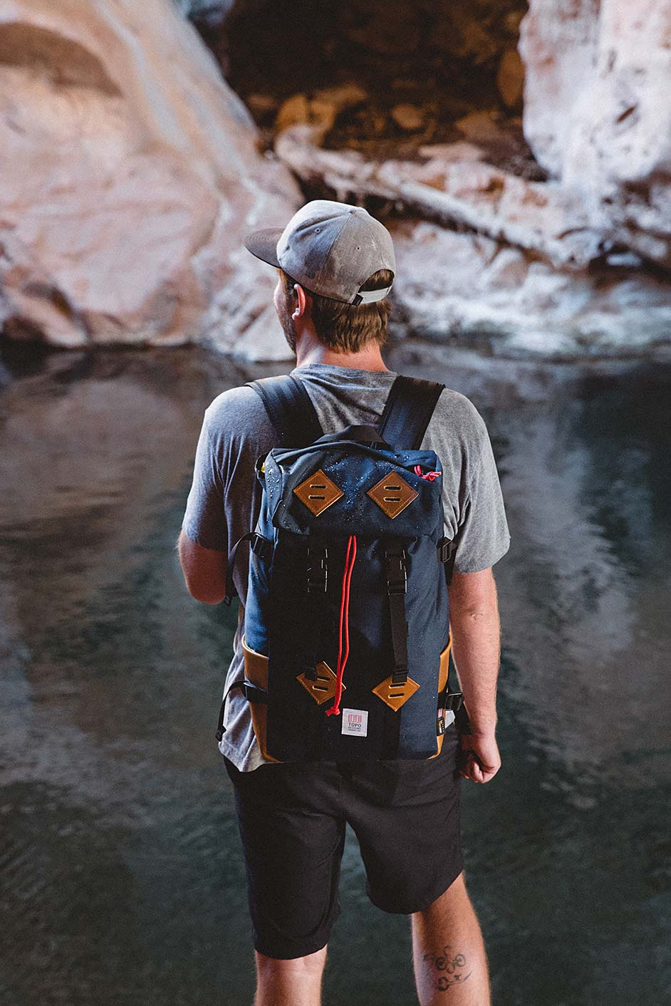 topo designs klettersack backpack review
