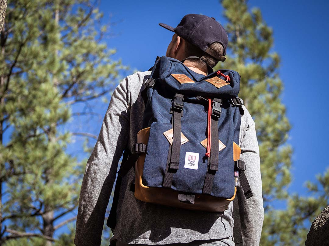 review of the topo designs klettersack