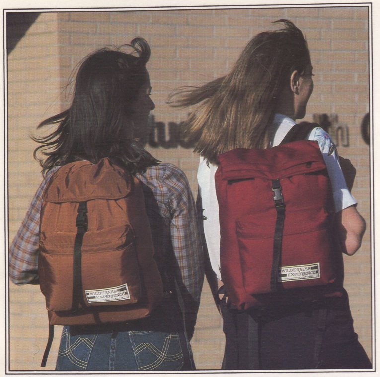 flap pack backpacks