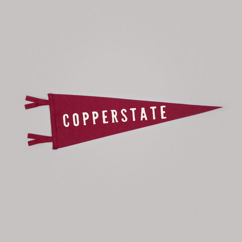 copper state pennant