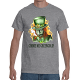 Gimme Me Green Gold Men's T-Shirt