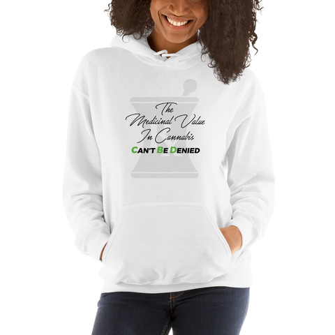 Can't Be Denied Hoodie Sweatshirt (Unisex)