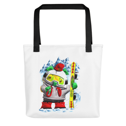 Smokboard Bear Tote bag