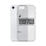 GGKW Stamp iPhone Case