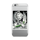 Marilyn Monroe_GGKW iPhone Case