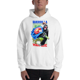 Guerrilla Warfare Pull Over Hoodie Sweatshirt