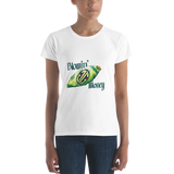Blowin' Money Women's T-Shirt