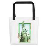 United Weed Stand Tote bag