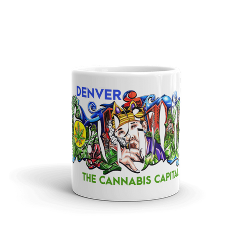 Cannabis Capital Mug