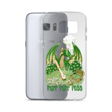 Puff Puff Pass Samsung Case