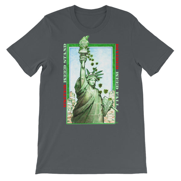 United Weed Stand Men's T-Shirt