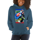 Guerrilla Warfare Pull Over Hoodie Sweatshirt (Unisex)