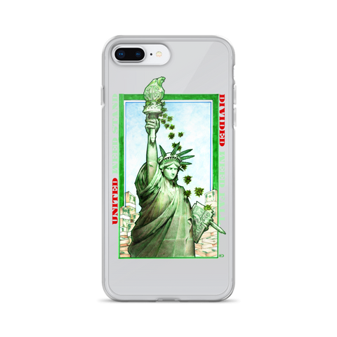 United Weed Stand iPhone Case