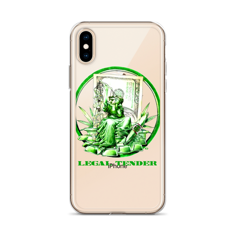 Legal Tender iPhone Case