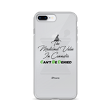 Can't Be Denied iPhone Case
