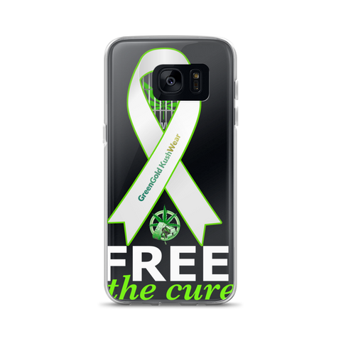 Free The Cure Samsung Case