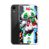Outer Space Bear iPhone Case