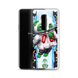 Outer Space Bear Samsung Case