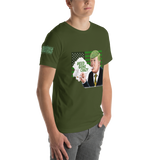 Weed Gone Crazy Men's T-Shirt