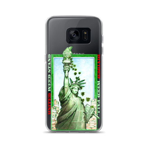 United Weed Stand Samsung Case
