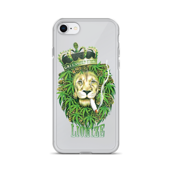 Lionize iPhone Case