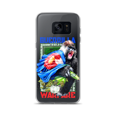 Guerrilla Warfare Samsung Case
