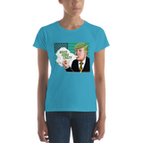 Weed Gone Crazy Women's T-Shirt