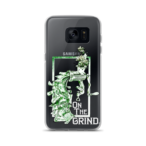 On The Grind Samsung Case