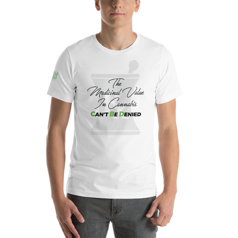 Can't Be Denied Men's T-Shirt